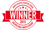 South Pacific Passive House Winner 2015